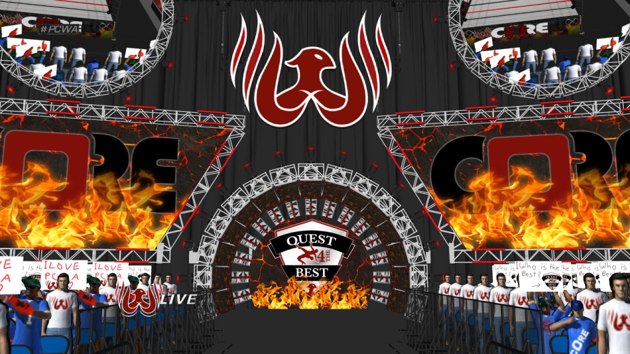 PCWA U2013 Phoenix Crossover Wrestling Entertainment
